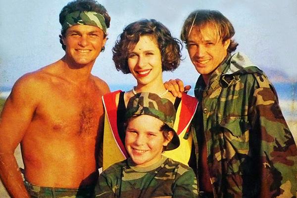 Armação Ilimitada estreava em 1985 trazendo nova linguagem para a TV - TV  História