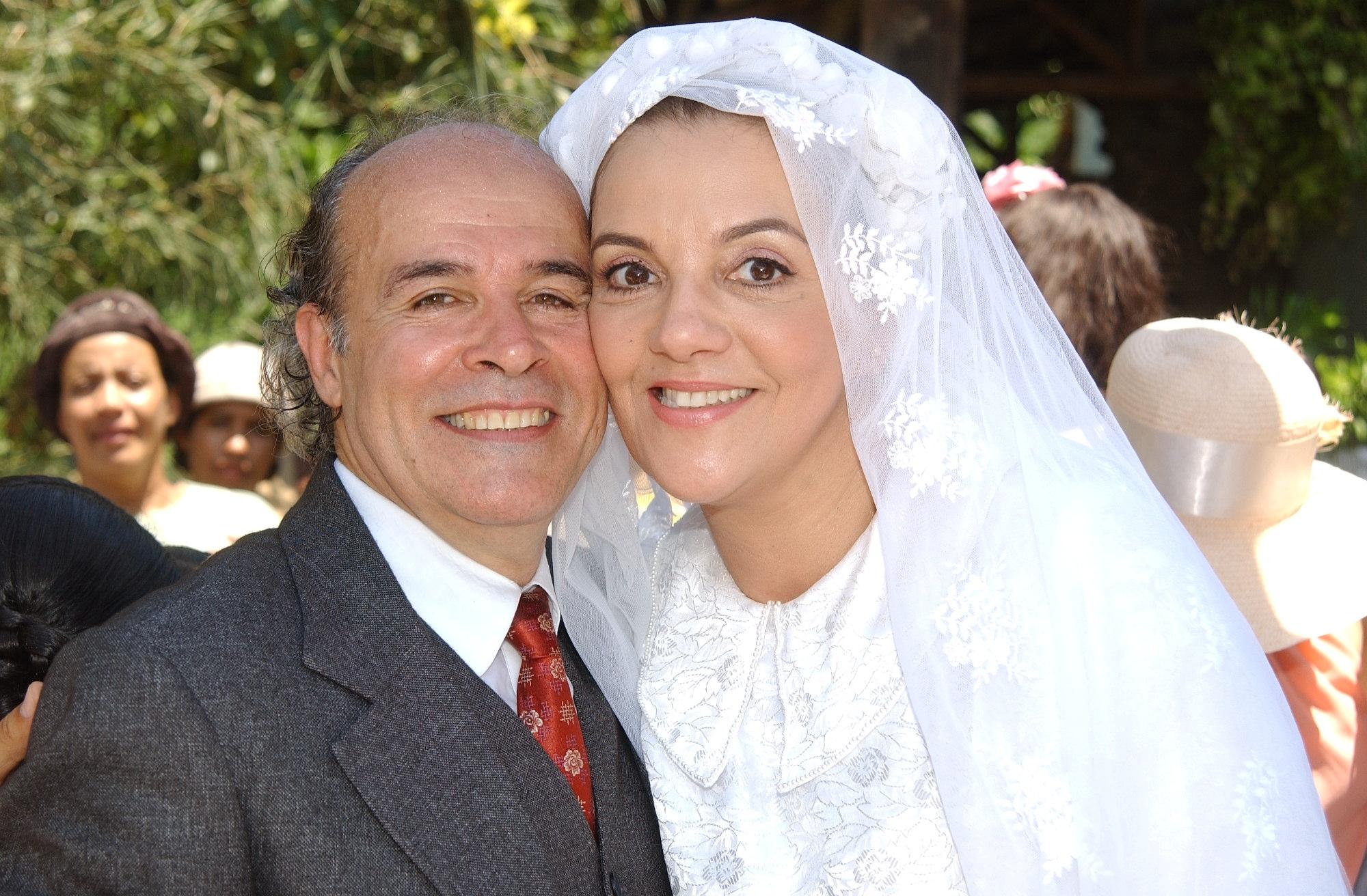 Chocolate com Pimenta: Margarido e Dona Mocinha se casam no sítio - TV  História