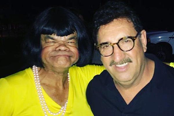 Morre o humorista Rodela, presença constante no Programa do Ratinho - TV  História